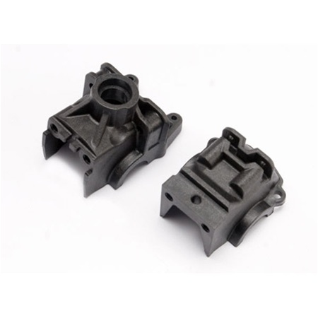 Traxxas Front Differential Housings: Slash 4x4