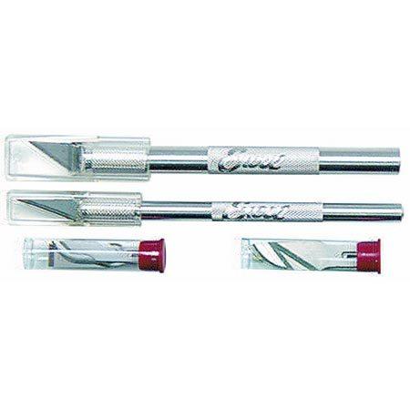Excel Hobby Knife Set: K1 & K2 with 10 Blades