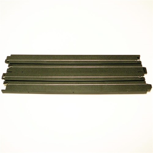 "AFX Straight 9"" HO Slot Car Track Section (Pair)"