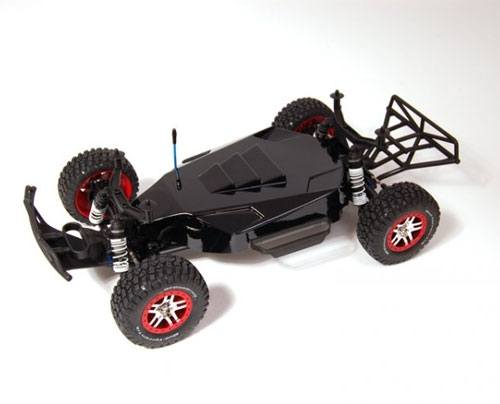 JConcepts Illuzion Overtray for Traxxas Slash 4x4