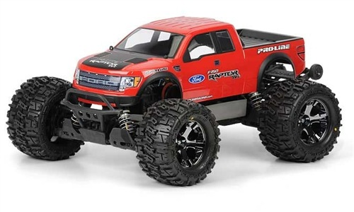 Pro-Line Ford F-150 SVT Raptor Body for Traxxas Stampede 2WD & 4x4