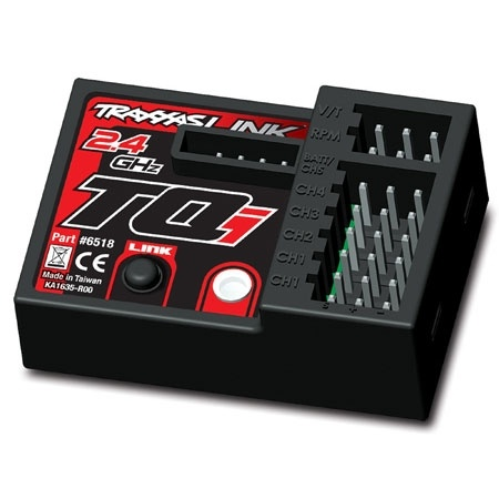 Traxxas TQi 5-Channel 2.4GHz Receiver
