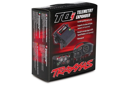Traxxas Telemetry Expander 6550 for TQi Radio