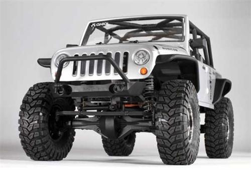 Axial SCX10 2012 Jeep Wrangler Rubicon 4WD RTR Truck
