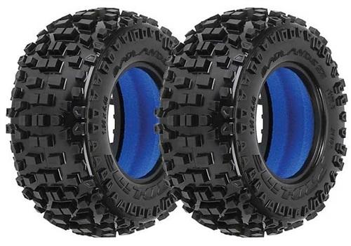 Pro-Line Badlands SC 2.2/3.0 M2 Short-Course Truck Tires
