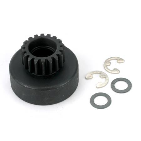 18T Clutch Bell: NST, TMX .15 and 2.5