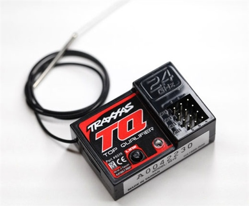 Traxxas Micro TQ 2.4GHz 3-Channel Receiver