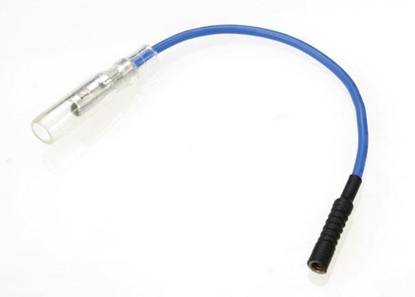 Glow Plug Lead Wire (Blue): EZ 1, EZ 2