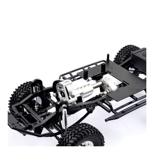 RC4WD Trail Finder 2 Truck Kit 4WD w/Mojave Body Set