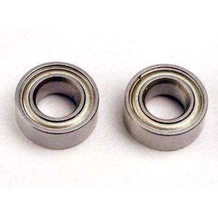 Bearings (2) - 5x10mm (fits 18t TMX clutch bell)
