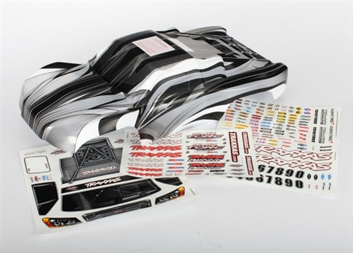 Traxxas Prographix Painted Body for Slash 2WD & 4x4