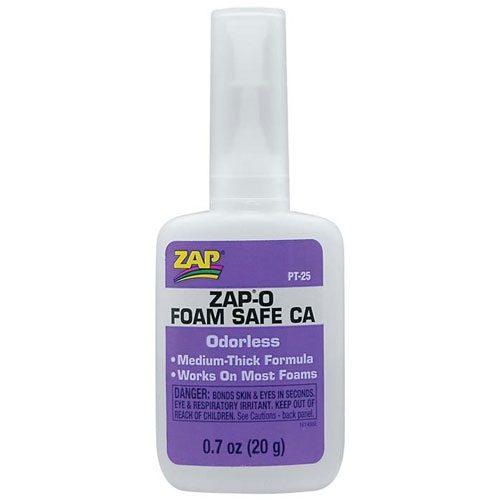 ZAP-O Foam Safe CA Glue (0.7 oz)
