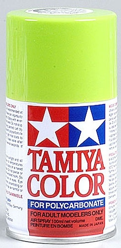 Tamiya Polycarbonate RC Body Spray Paint (3 oz): Light Green