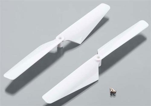 LaTrax Alias Rotor Blade Set (White)