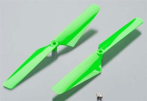 LaTrax Alias Rotor Blade Set (Green)