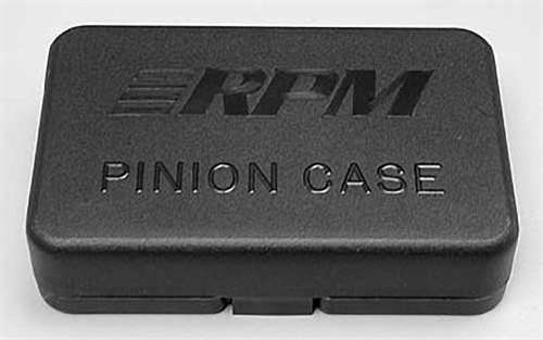 RPM Black Pinion Gear Carrying Case