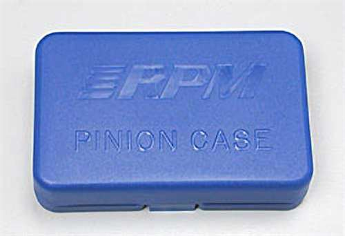 RPM Blue Pinion Gear Carrying Case