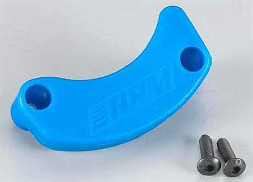RPM Blue Motor Protector for Slash 2WD, Rustler, Stampede 2WD, Bandit