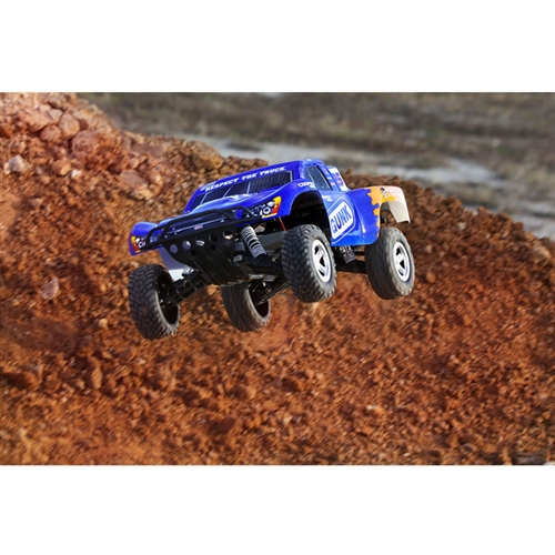 Traxxas Slash RTR 1/10 2WD Short Course Racing RC Truck w/Quick Charger