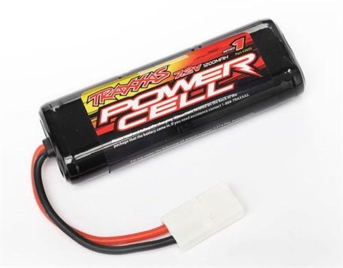 LaTrax 7.2V 1200mAh NiMH Battery Pack w/Molex Connector