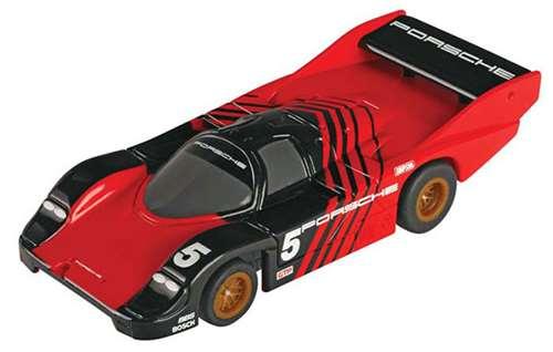 AFX Porsche 962 #5 Mega-G Slot Car