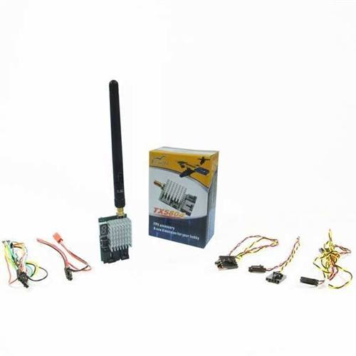 Flysight 5.8GHz 32-Ch 400mW Long-Range FPV Video Transmitter w/Antenna & Cables