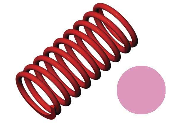 GTR Shock Spring (5.4 Rate Pink) Revo