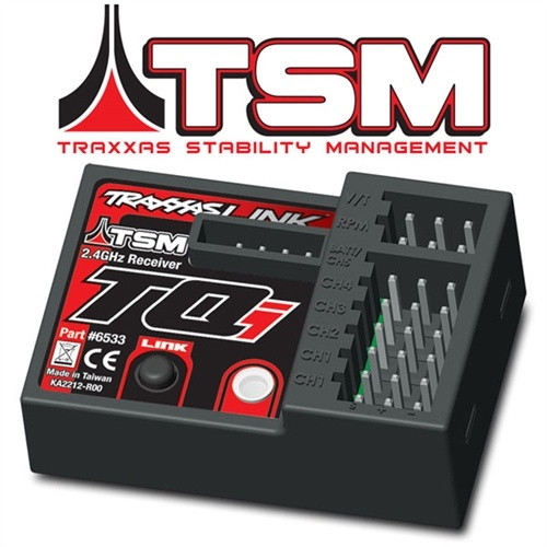 Traxxas Stability Management TSM 2.4GHz Receiver