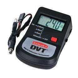 Hangar 9 DVT Digital Voltmeter & Tachometer