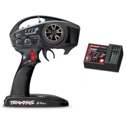 Traxxas TQi 2.4GHz 4-Ch w/Wireless Module & TSM RX