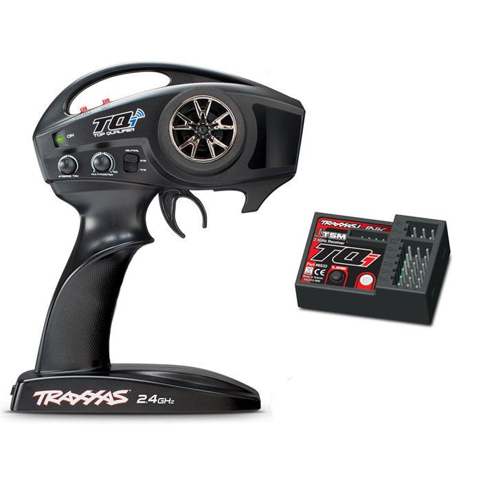 Traxxas TQi 2-Channel Radio with TSM Receiver