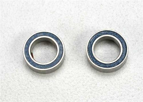 Traxxas 5x8x2.5mm Blue Rubber Sealed Ball Bearings (2)