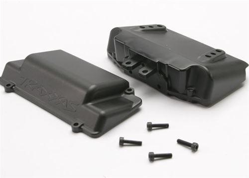 Traxxas Jato 3.3 Battery Box & Rear Bumper