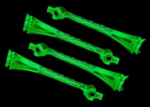 Traxxas LED lens, green (4)