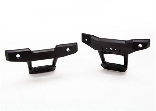 Traxxas Bumper, front (1)/ rear (1)
