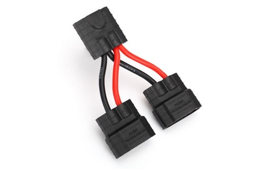 Traxxas 1/16 Scale Parallel Wire Harness Battery Connection