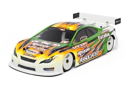 Associated RC10TC7 Factory Team Touring Car Kit
