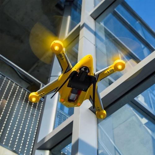 Blade Zeyrok RTF Quadcopter Drone (Yellow)