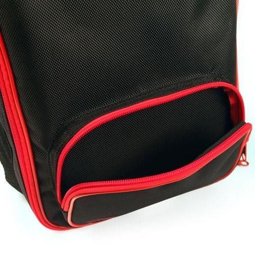 Atomik Black & Red Transmitter Bag