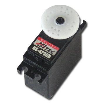 Hitec HS-425BB Deluxe 2BB Universal Servo