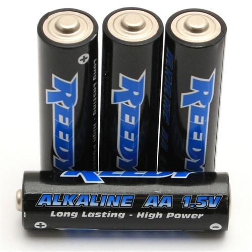 Reedy AA Alkaline Batteries (4)