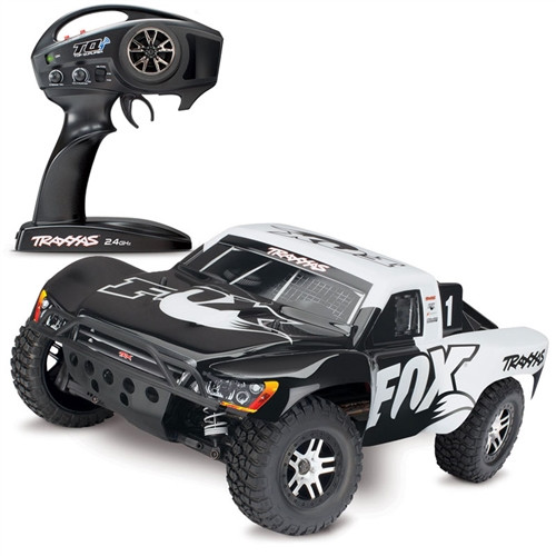 Traxxas Slash 4x4 VXL Brushless RTR Short Course RC Truck w/TSM