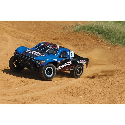 Traxxas Slash VXL Brushless 2WD RC Truck w/TSM