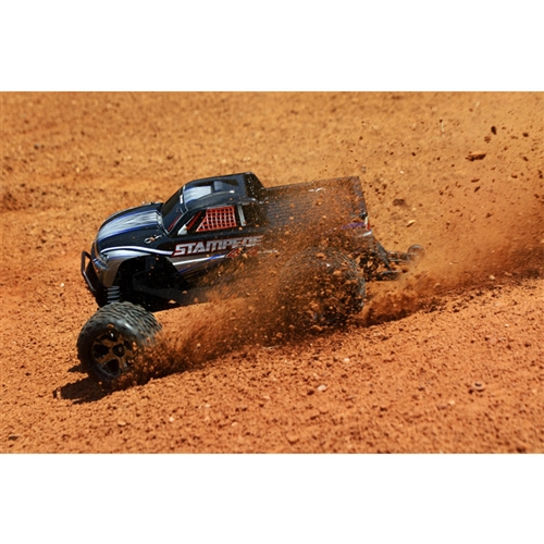 Traxxas Stampede 4X4 VXL Brushless RTR Monster Truck w/TSM & TQi