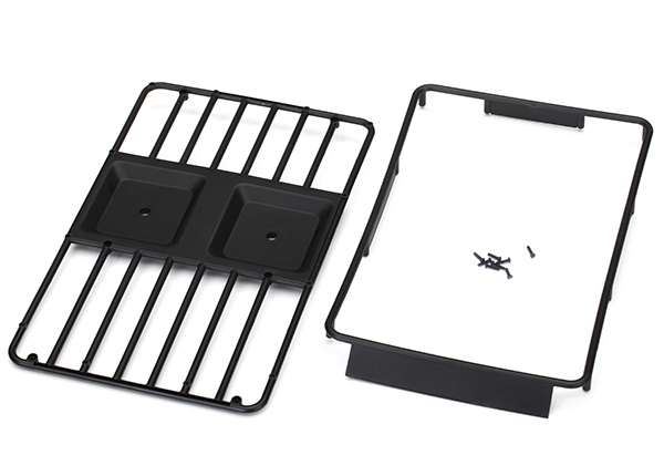 Traxxas TRX-4 Roof Basket for #8011 Body & #8216 ExoCage