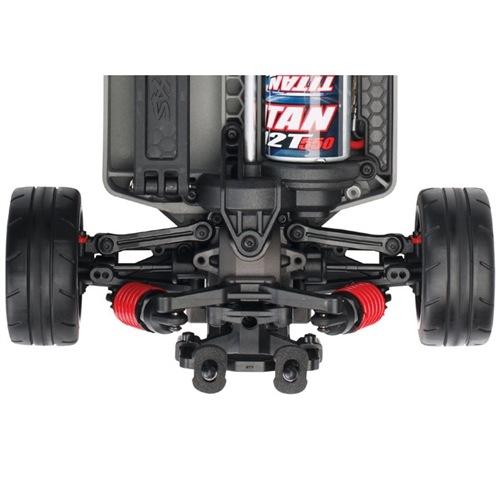 Traxxas 4-Tec 2.0 1/10 AWD XL-5 Brushed RTR Chassis w/TQ Radio