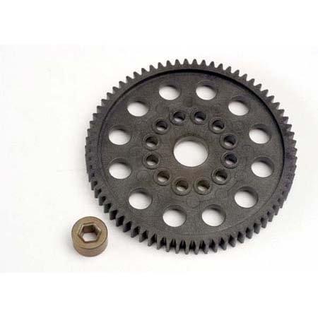 70T Spur Gear (32 Pitch):NR, NSP, TMX.15, 2.5
