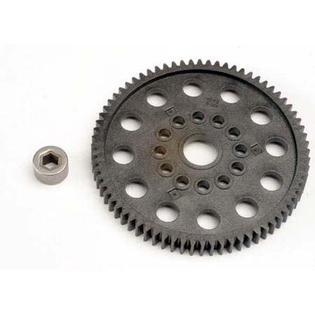 72T Spur Gear (32 Pitch):NR, NSP, TMX.15, 2.5