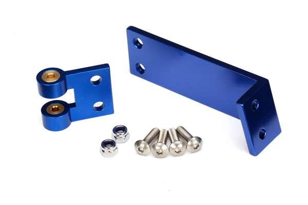 Traxxas DCB M41 Rudder Mount, Pivot & Hardware