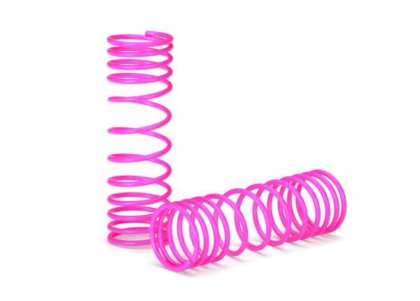 Traxxas Slash 2WD Pink Front Progressive Rate Springs (2)